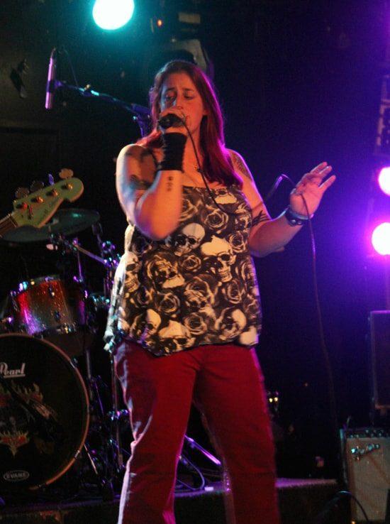Solarbird vocalist, Becs