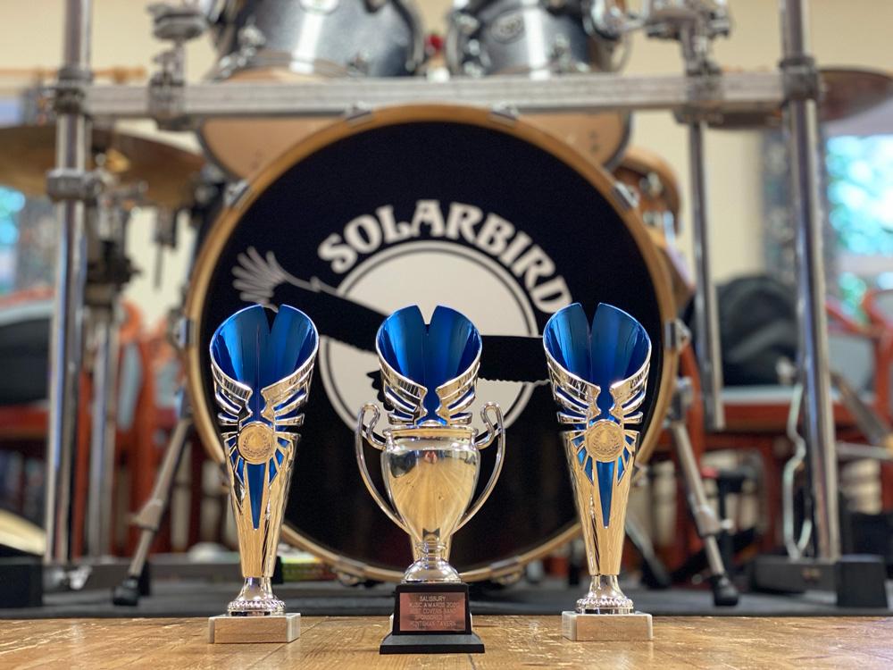 Best Salisbury Cover Band Solarbird Salisbury Music Awards